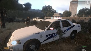Lakeside Police Roleplay - Arma 3 - Episode 1