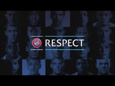 UEFA Champions League - No to Racism