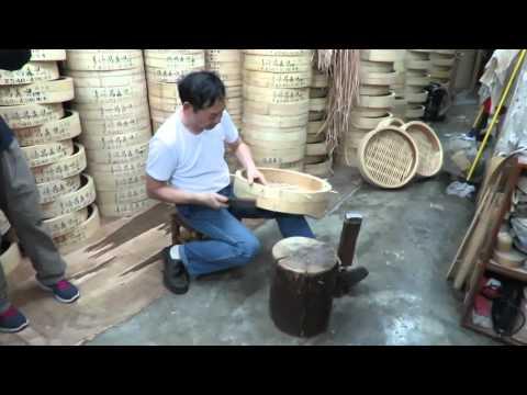 Как в Китае делают бамбуковые пароварки. Гонконг с Любовью