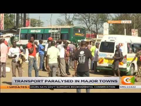 DAY BREAK | Kisumu transport crisis