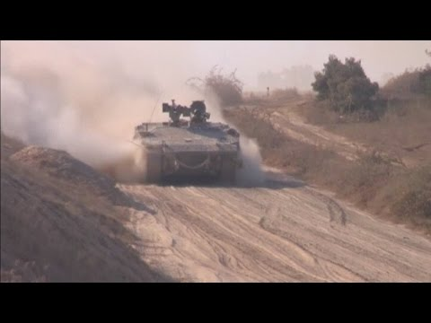 Israeli offensive resumes as Gaza ceasefire breaks down