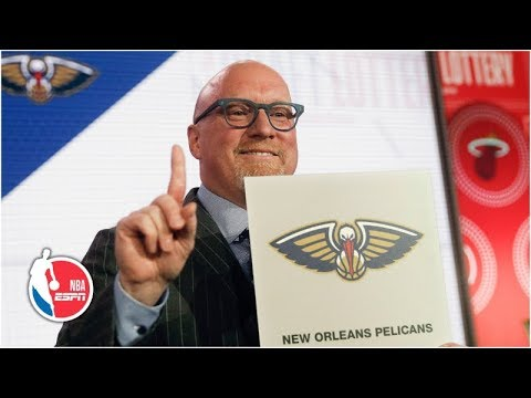 Full 2019 NBA draft lottery: Pelicans get No. 1 pick, chance to draft Zion Williamson | NBA on ESPN