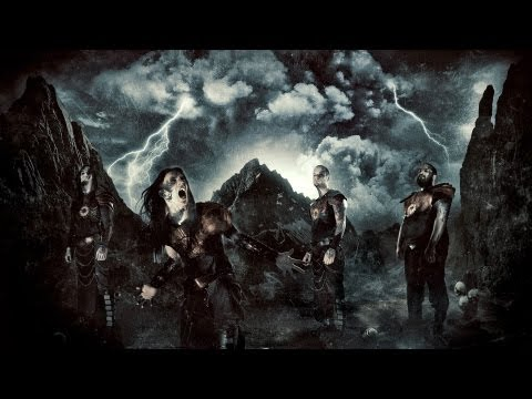 Crow Black Sky - Stars Of God - Official Video video