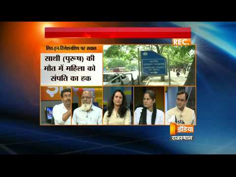 Big Fight Live Show On First India Rajasthan News Part-Two 16-04-2015