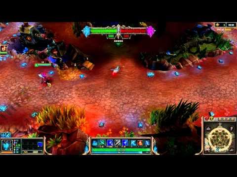 Full - Blood Moon Kalista League of Legends Skin Spotlight