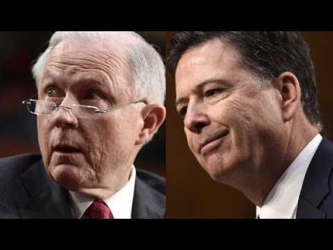 Sessions on Comey: FBI needed a fresh start