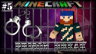 Minecraft   Prison Break 5   THE PICKAXE OF LEGION