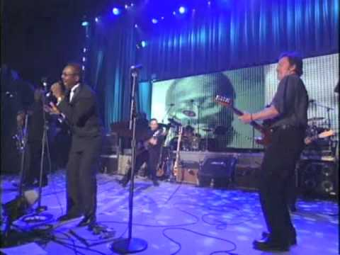 Wilson Pickett and Bruce Springsteen Perform &quot;In the Midnight Hour&quot; at the 1999 Inductions