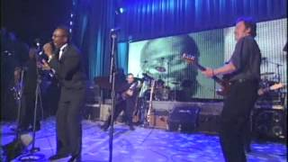 "Wilson Pickett and Bruce Springsteen Perform ""In the Midnight Hour"" at the 1999 Inductions"