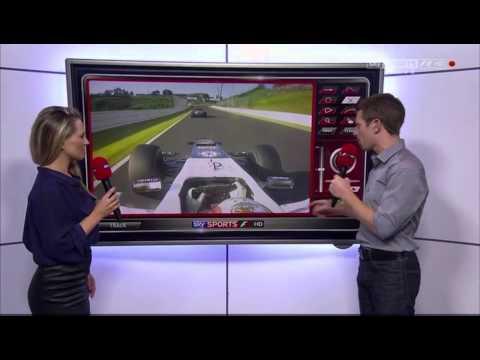 Sergio Pérez vs Lewis Hamilton