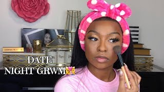 DATE NIGHT GRWM: HAIR & MAKEUP ft. Lumiere Hair + HAIR GIVEAWAY (CLOSED) | Lovevinni_