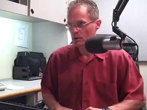 Kansas City Cosmetic Dentist, Dr John talks on the radio.