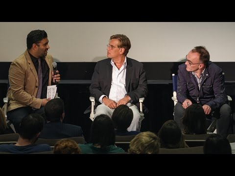 Steve Jobs movie Q&A with Aaron Sorkin and Danny Boyle
