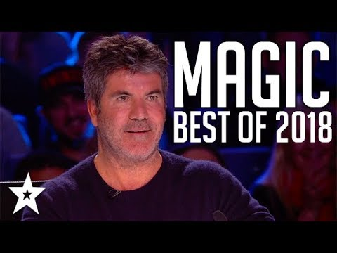 BEST MAGIC Auditions of 2018 Around The World   Got Talent Global