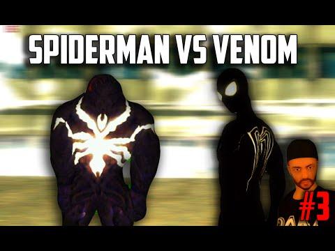 Gta Sa | LOQUENDO |  Spiderman Vs Venom #3 ᴴᴰ