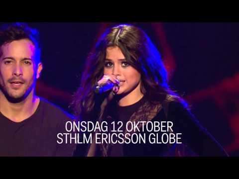 Selena Gomez - 12 oktober 2016 - Ericsson Globe, Stockholm
