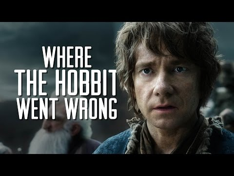 Where The Hobbit Went Wrong - Video Essay