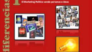 Marketing Político Vs. Marketing Comercial