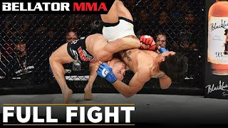 Full Fight | Michael Chandler vs. Benson Henderson - Bellator 165