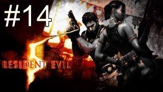 Прохождение игры resident evil 5 с александром и натой
