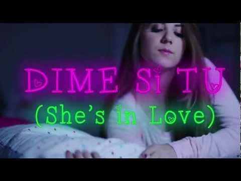 "Estephy Feat Chino y Nacho ""DIME SI TU (She's In Love)"" VIDEO OFICIAL"