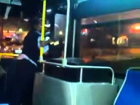 METRO BUS DRIVER FATALLY SHOT BY PASSENGER IN LA - Worldnews.