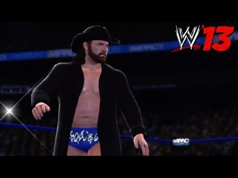WWE '13 Community Showcase: James Storm (Xbox 360)