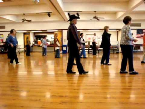 Strokin (Line Dance ) Walkthrough.wmv