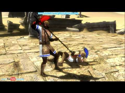 Deadliest Warrior Legends Finishing Moves Hd 720p video