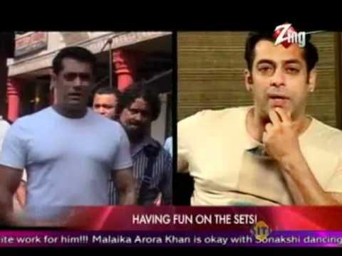 Salman Khans Dabanng hangover comes to an end