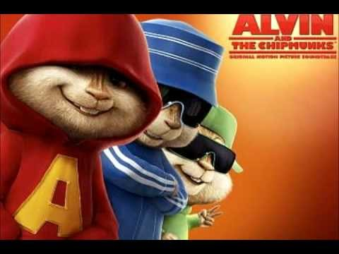 Alvin and Chimpunkove-esk styl