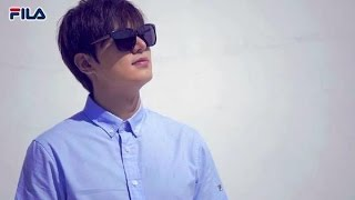 [18-12-2014] Lee Minho for FILA  2015 SPRING/SUMMER  TV CF Making Film