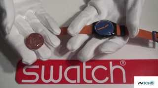 How to replace battery in a Swatch watch