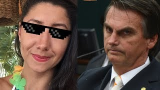 💥 Mulher ENGANA Jair BOLSONARO em vídeo (Olha só o resultado!) - LéoLageTv
