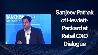 Sanjeev Pathak of Hewlett-Packard at