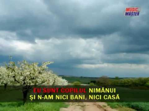 Cantece Populare Romanesti - Sa-mi Canti Cobzar ( Karaoke ) video