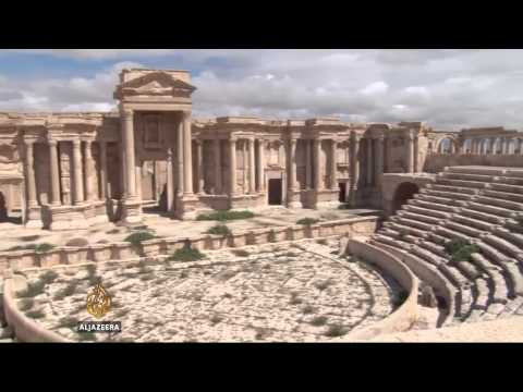 ISIL captures UNESCO World Heritage site of Palmyra