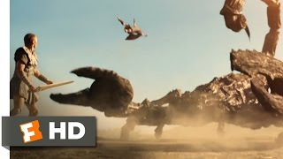 Clash of the Titans (2010) - Giant Scorpions Scene (4/10) | Movieclips