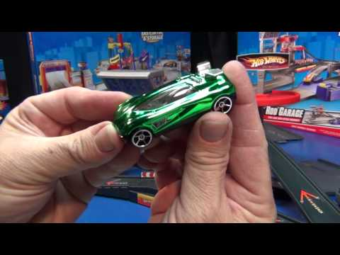 Hot Wheels Hot Rod Garage Product Review
