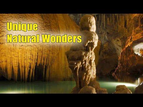 50 Most Unique Natural Wonders