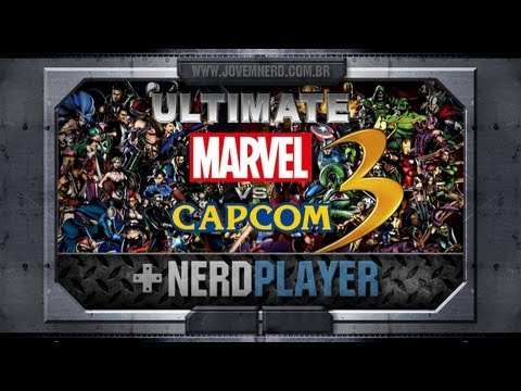 NerdPlayer: Ultimate Marvel vs Capcom 3 - Quem é o mestre?