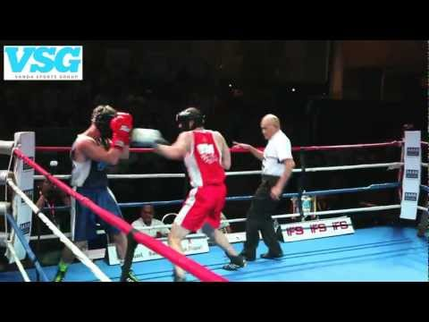 Saxo Capital Markets Asia Cup 2012: Bout 6 - JOEL CARPENTER vs TOMMY TAW