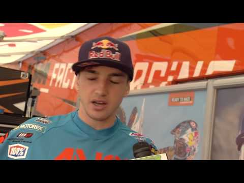 Race Day LIVE - 2015 Anaheim Press Day with Dean Wilson