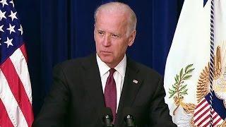 Joe Biden Speaks at the Clean Energy Investment Summit
