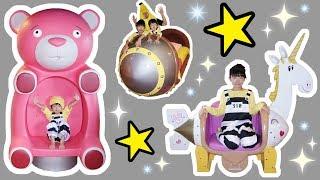 ★ミニオンたちの「パジャマパーティー&まくら投げ~」★Minion pajamas party★