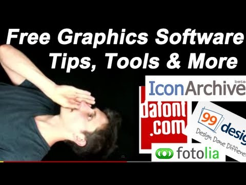 Free Graphics Software, Tips, Tools & More (JamesWedmore.com)