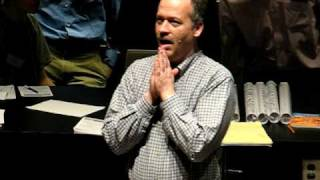 Will Shortz Talks about Choosing Puzzle Difficulty for the New York Times