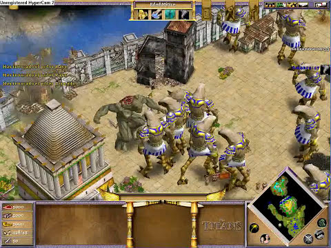 Age of Mythology-Muerte de Prometeo