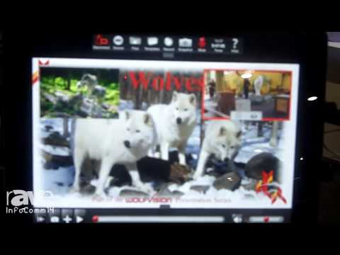 InfoComm 2014: WolfVision Introduces vSolution Connect Application