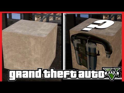 GTA 5: РАЗОБЛАЧЕНИЕ ТЕОРИЙ - КУБ ЭТО ДЖЕТ-ПАК? [Тайна горы Чилиад]